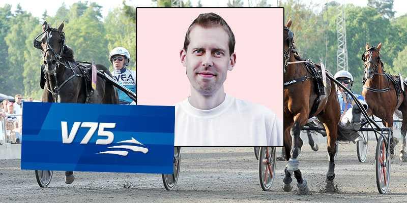 Per Nicklasson spikar Aetos Kronos i jakten på 60 miljoner. Här är tipsen till V75-omgången i Örebro på lördag.