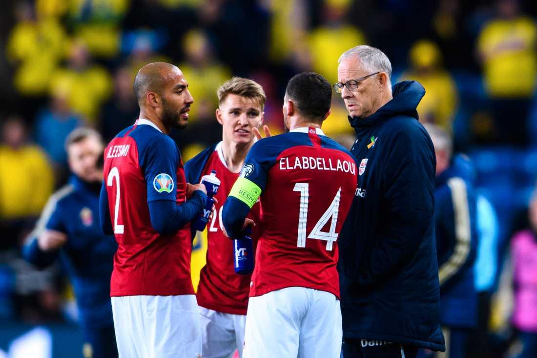 Norge – som inte ens kvalificerat sig för mästerskapet – var först ut med nyheten.