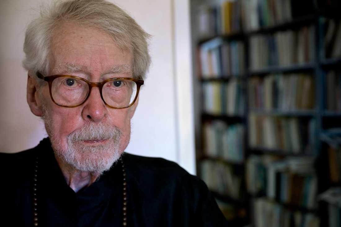 Göran Malmqvist är död. Han blev 95 år.