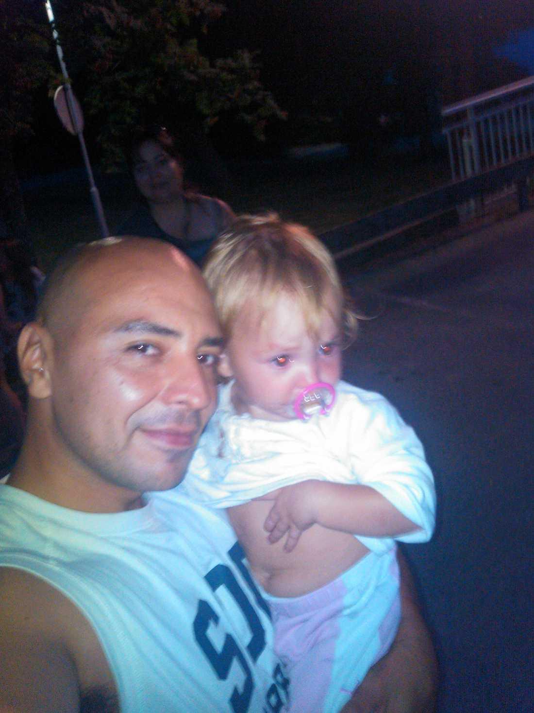 Jag och min lilla tjej