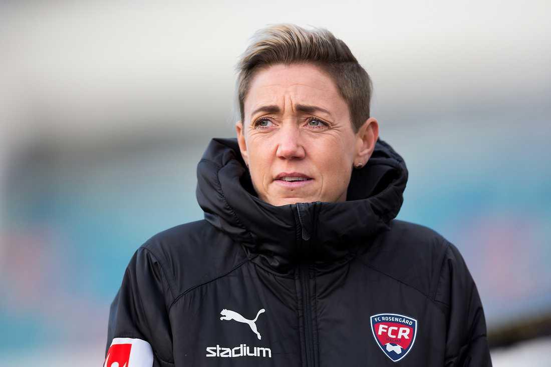 Therese Sjögran, nu sportchef i FC Rosengård