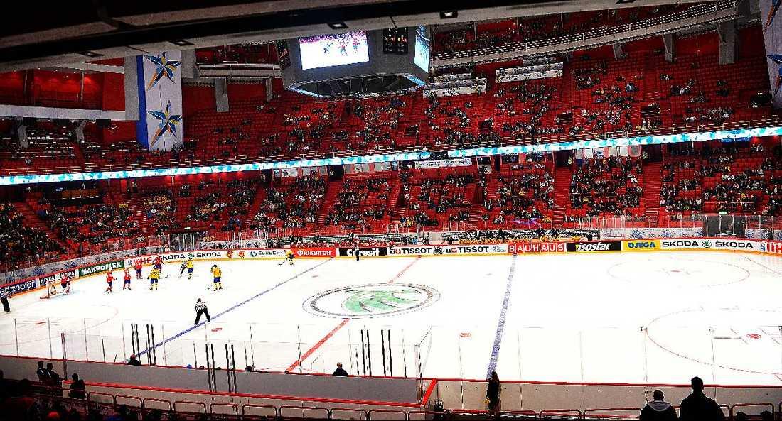Bara 7 700 mot Norge, hur ser det ut mot Danmark?
