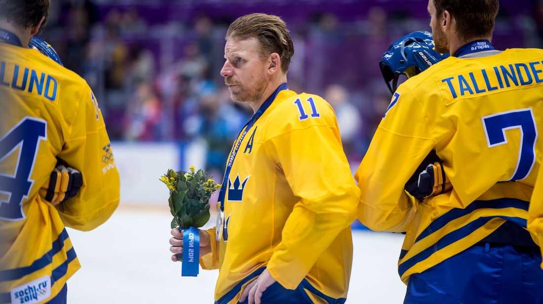 Finalen i OS 2014 blev en tung historia för Daniel Alfredsson.