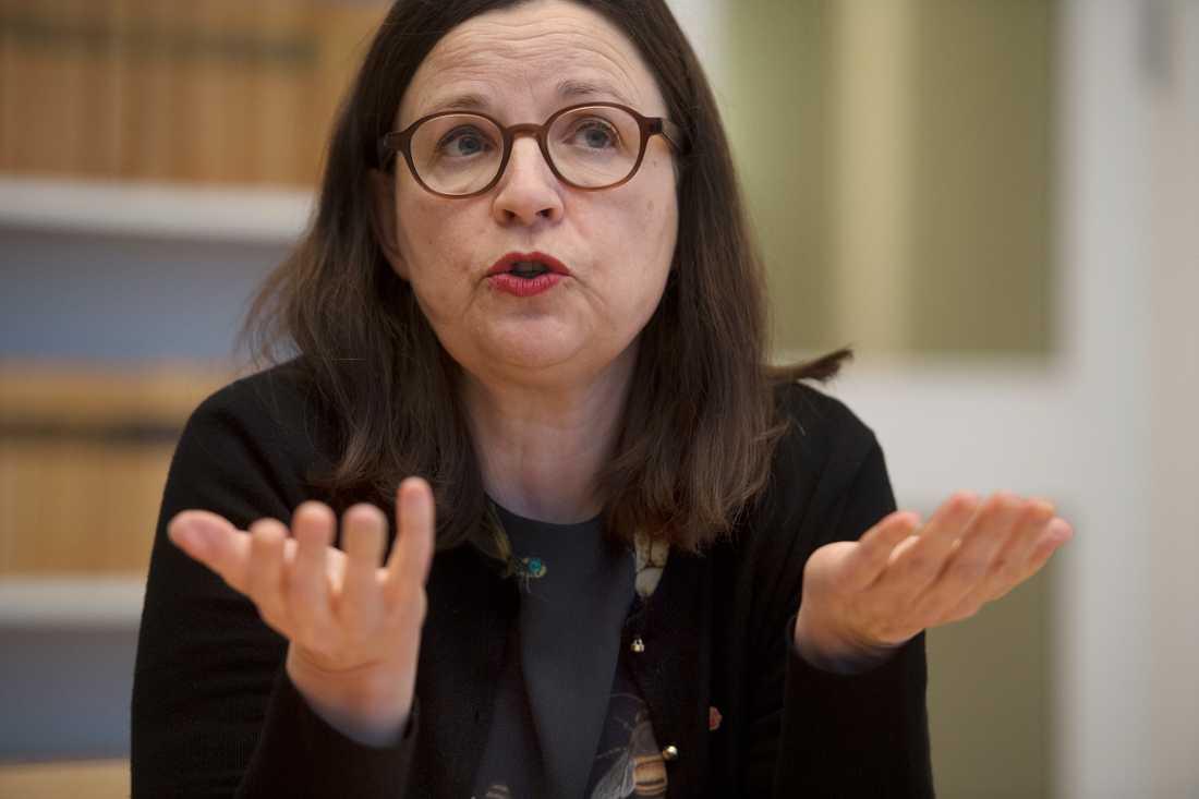 Anna Ekström, utbildningsminister (S).