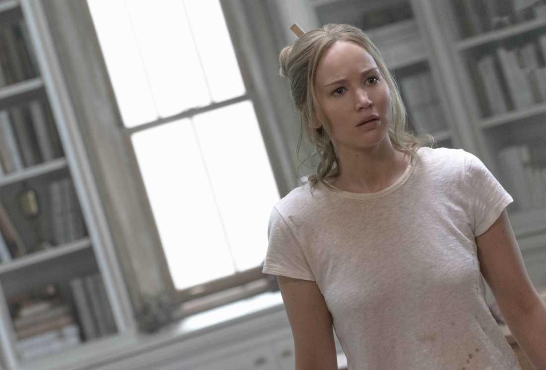 "Jennifer Lawrence i ""Mother""."