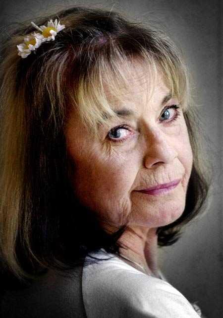 Folkkär Lena Nyman blev 66 år.