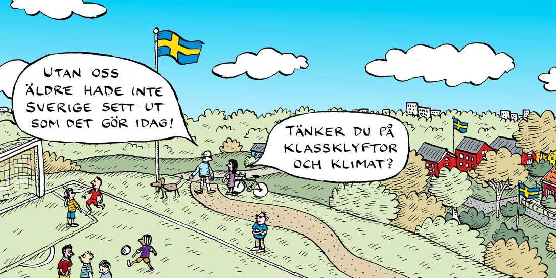 Vad är svenskhet, egentligen?