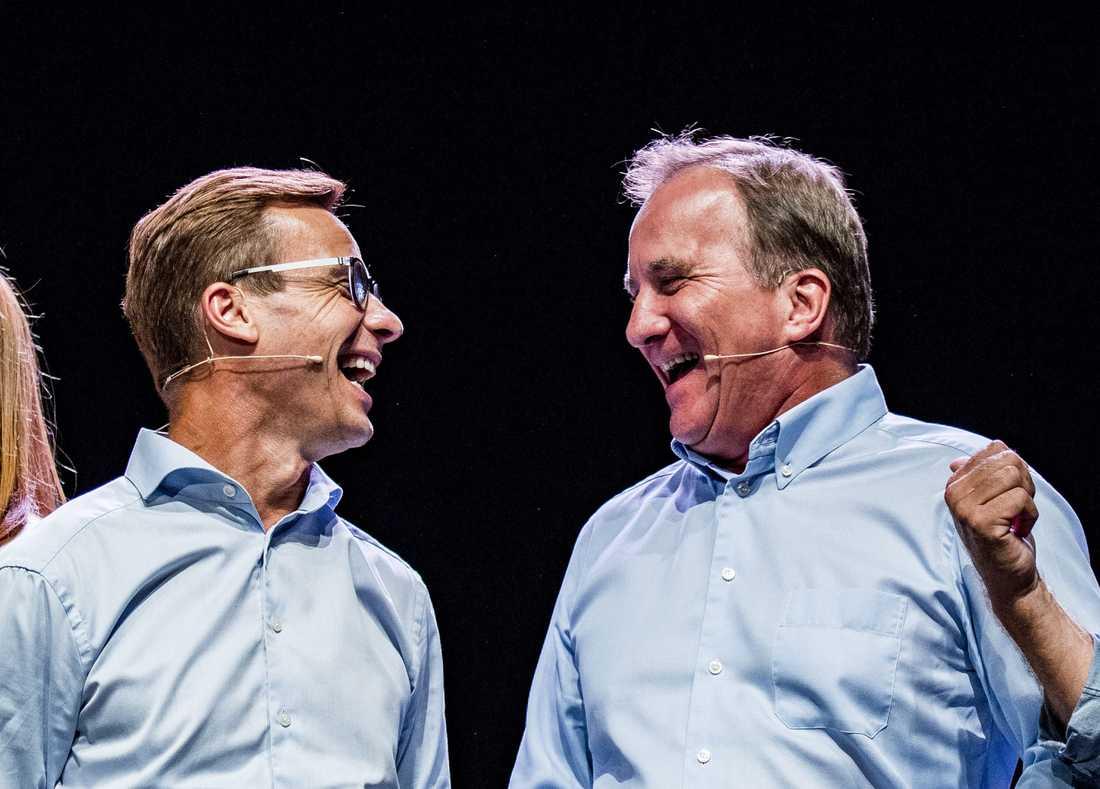 Ulf Kristersson och Stefan Löfven har tappat greppet om svensk politik.