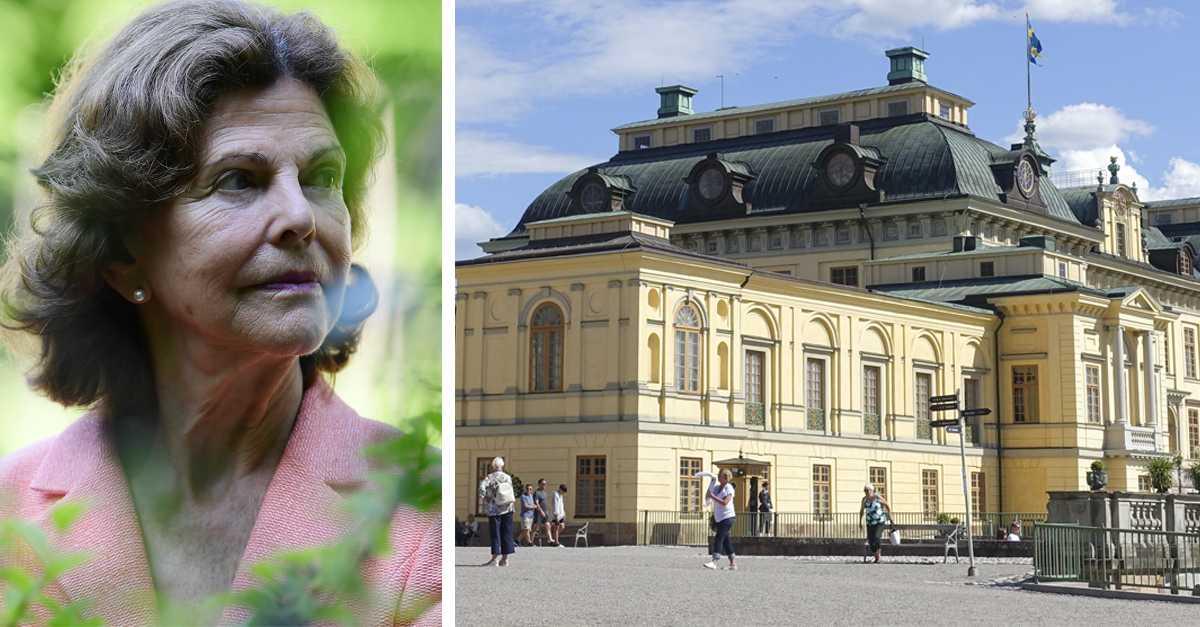 """Drottning Silvia i grannfejd: """"Gör mig ledsen"""""""