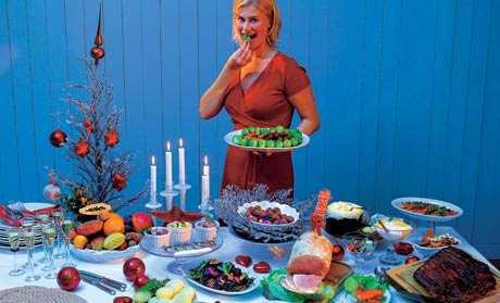 Var matsmart Fällorna på julbordet är många för den som försöker hålla vikten – men det går att kryssa mellan dem.