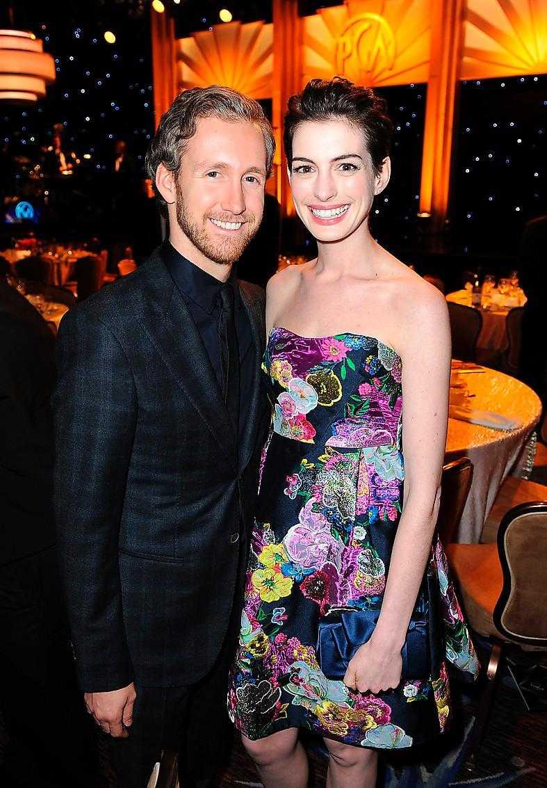 Anne Hathaway och Adam Shulman har blivit föräldrar.