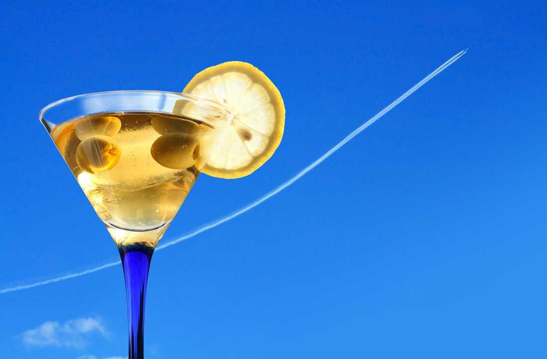 De barnfria flygens vara eller icke vara engagerade många - nu dyker önskemål om alkoholfria flygningar upp.