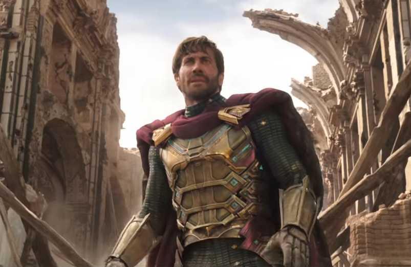 Jake Gyllenhaal spelar superskurk.