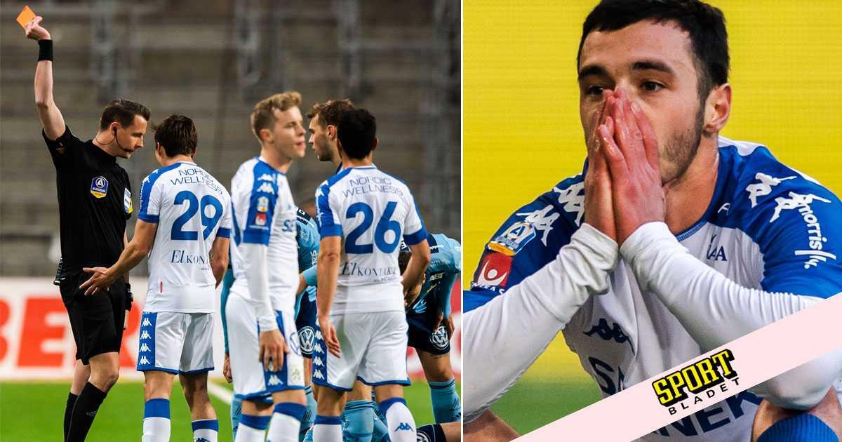 IFK Göteborgs överklagan avslås