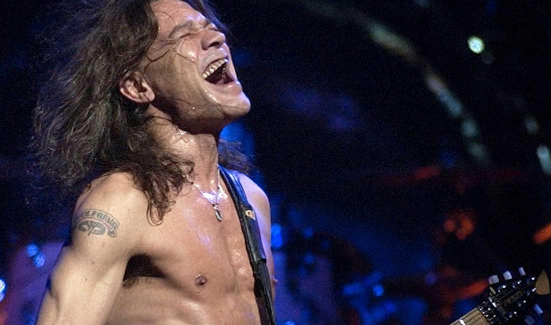 Eddie Van Halen dog i år. Bara ett exempel på varför 2020 var ett skitår. Men hårdrock och metal mådde alldeles utmärkt.