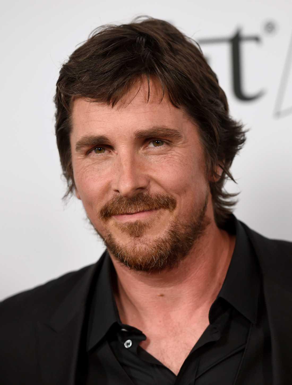 Christian Bale på en filmpremiär i våras.