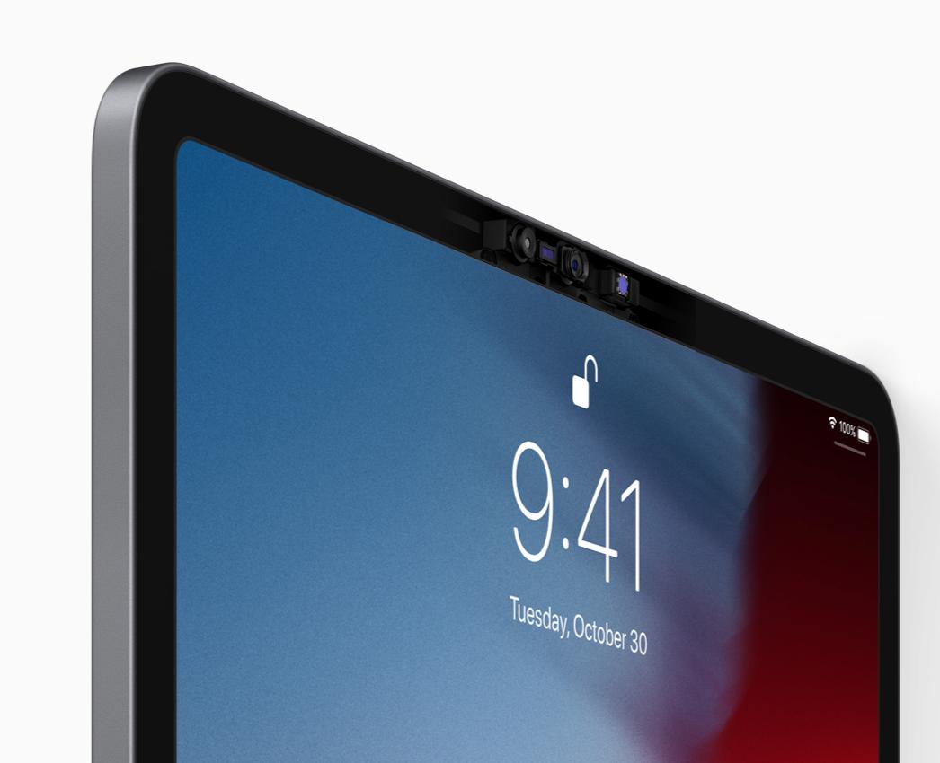 Nya Ipad Pro har Liquid Retina och 7-megapixels kamera.