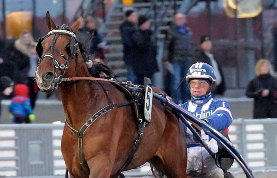 Jairo tillsammans med Joakim Lövgren.