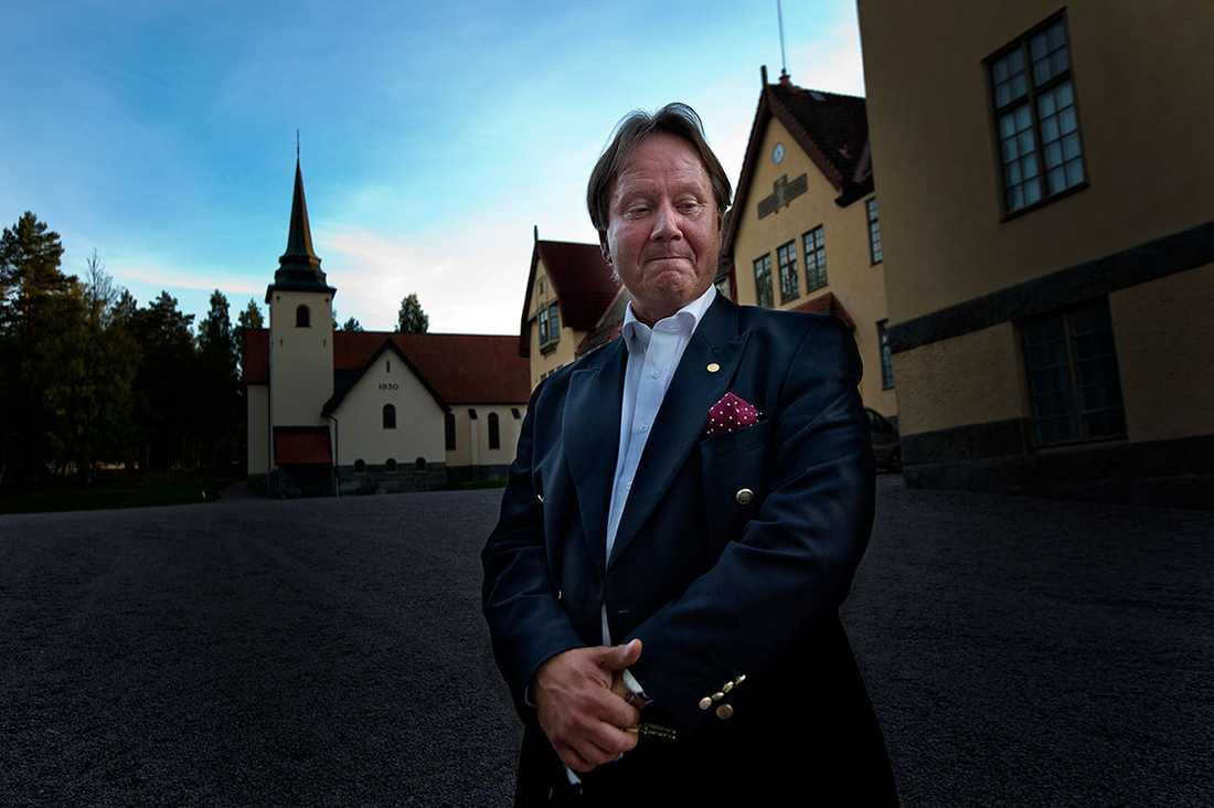 Lundsbergs avgående rektor Staffan Hörnberg