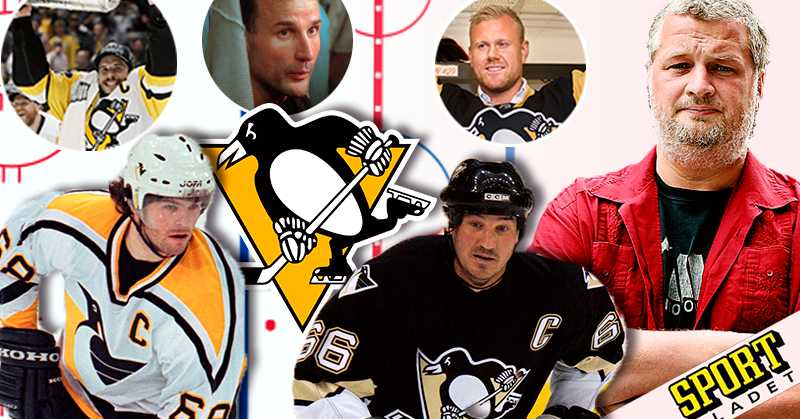 Tidernas All Star-femma: Pittsburgh Penguins