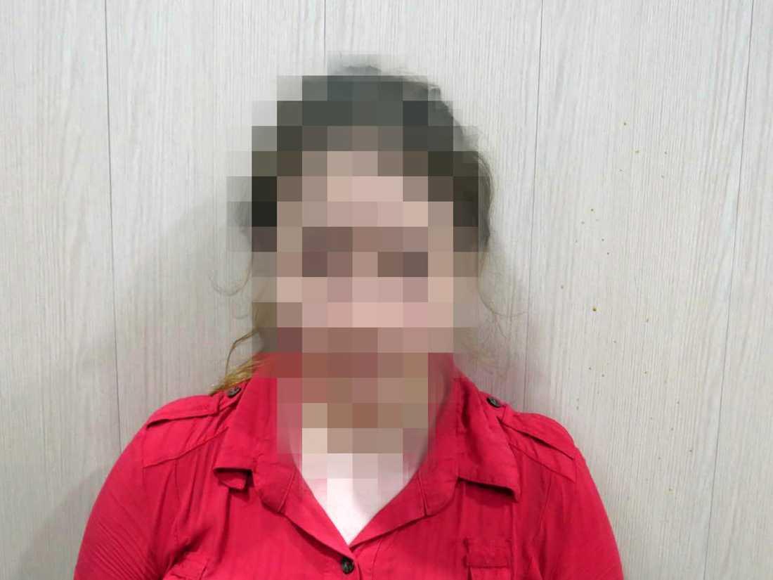 Den 16-åriga flickan ska ha lurats att åka till Syrien och senare Mosul, av en IS-terrorist i Sverige.