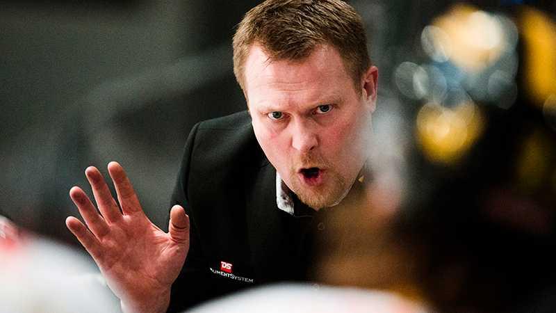 Ny röst i Luleå-båset: Joakim Fagervall.