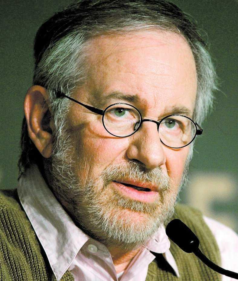 Steven Spielberg finns bland de kändisar som lurats...