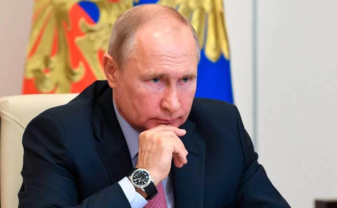 Ryssland går till val om ett kontroversiellt reformpaket. Arkivbild.