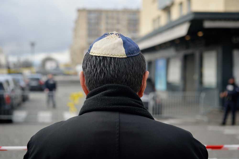 Efter attackerna –judar vill fly Frankrike