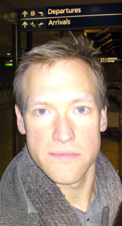 Aftonbladets Torbjörn Ek raporterar från Heathrow i London.