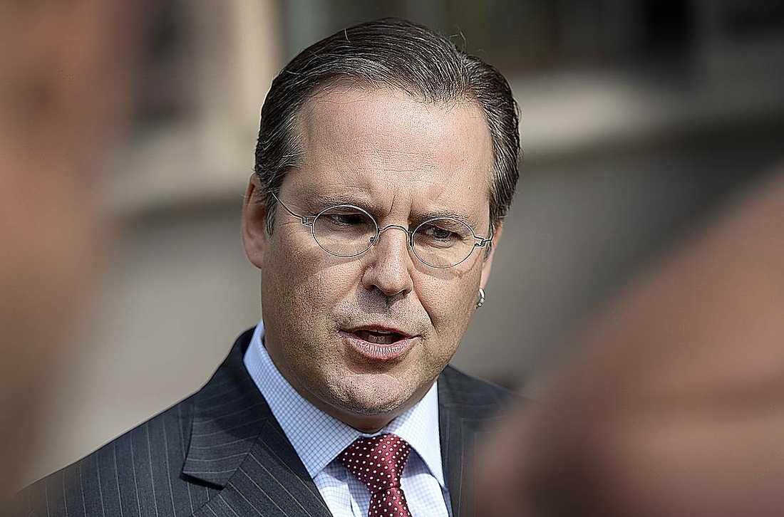 Anders Borg. Då: Finansminister. Nu: Investmentbolagsordförande.