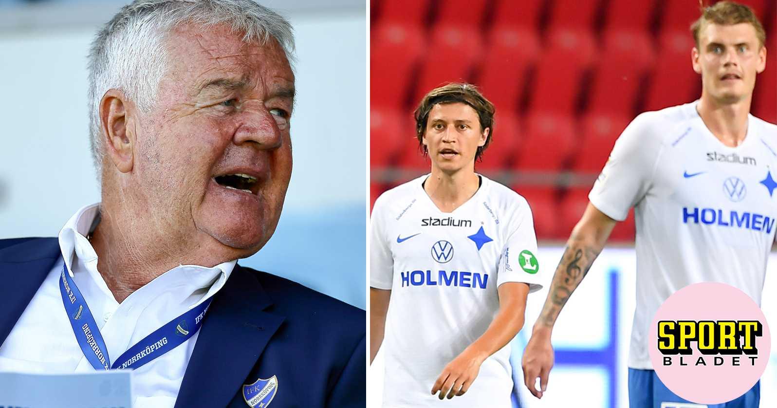 Fler ledande personer kan hoppa av IFK Norrköping