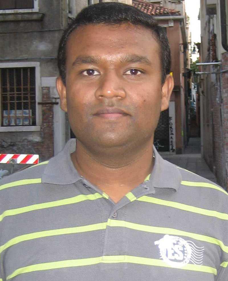 Tarik Hasan.