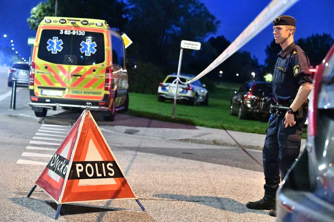 En man har begärts häktad, misstänkt för ett mord i Malmö i september förra året. Arkivbild.