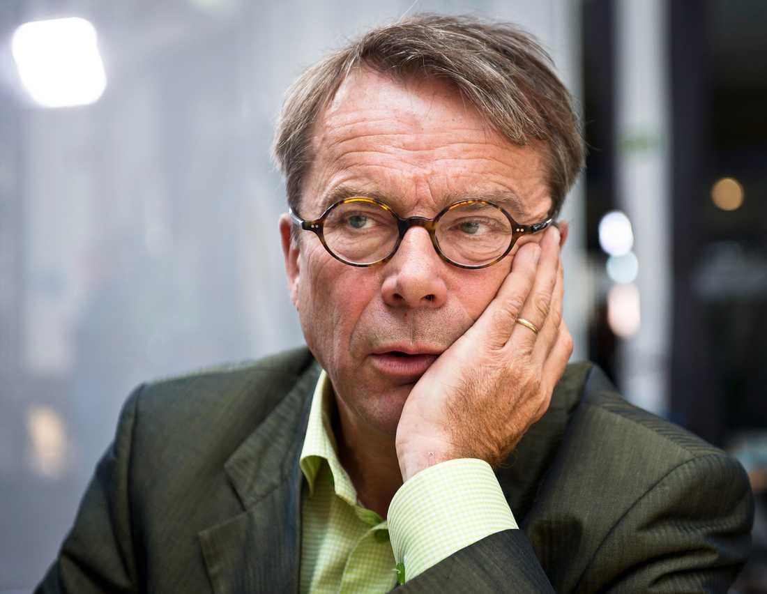Antikrundan-experten Knut Knutsson.