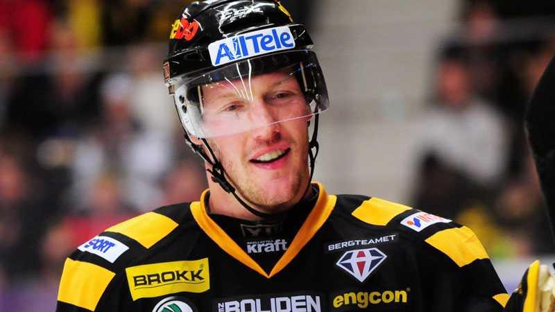 Hamnar i Finland. Det blev inte Rögle för Lee Goren. Därmed går svensk hockey miste om kanadensaren.