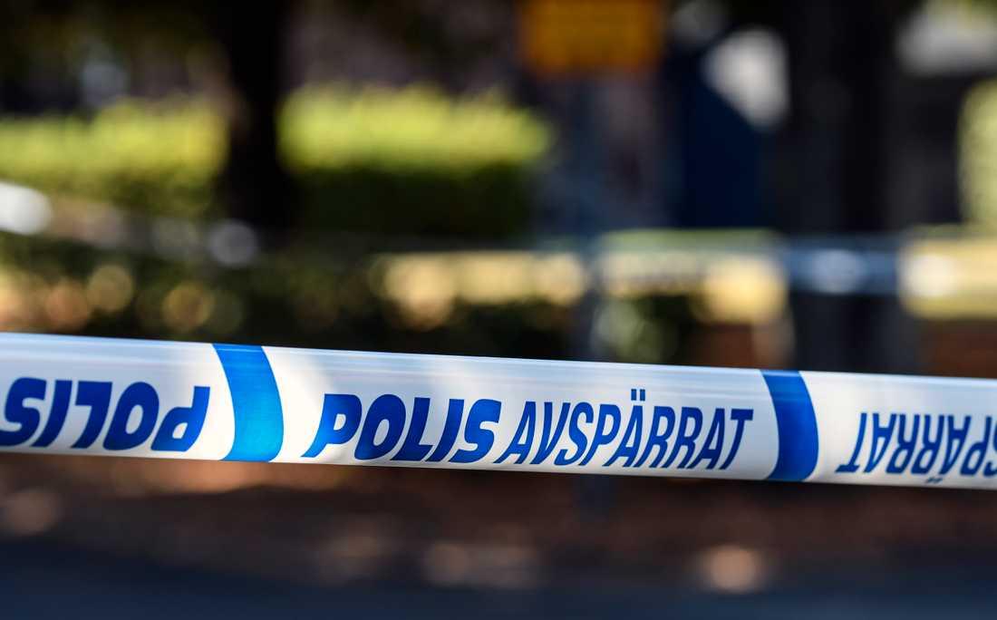 Polisen utreder en grov mordbrand i Krylbo i Dalarna, där det har brunnit flera gånger tidigare. Arkivbild