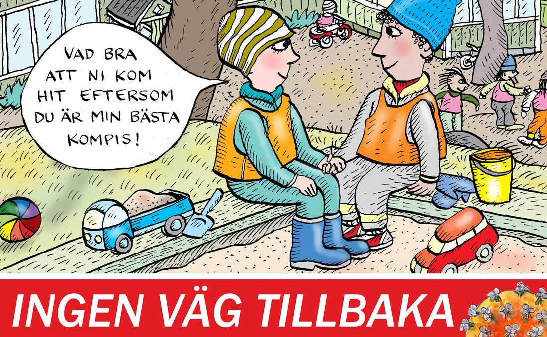 Invandringsdebatten har blivit skev när allt handlar  om asyltak och nollinvandring. Men utan invandring stannar Sverige.