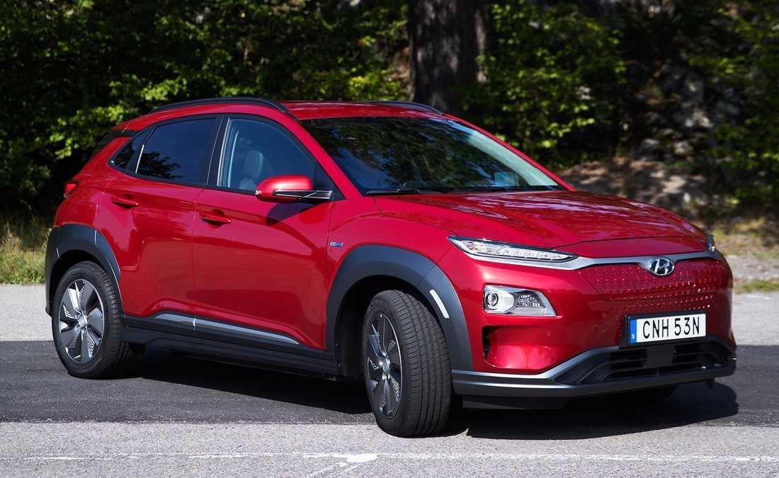 Hyundai Kona Electric är den mest energieffektiva elbilen enligt en ny undersökning.