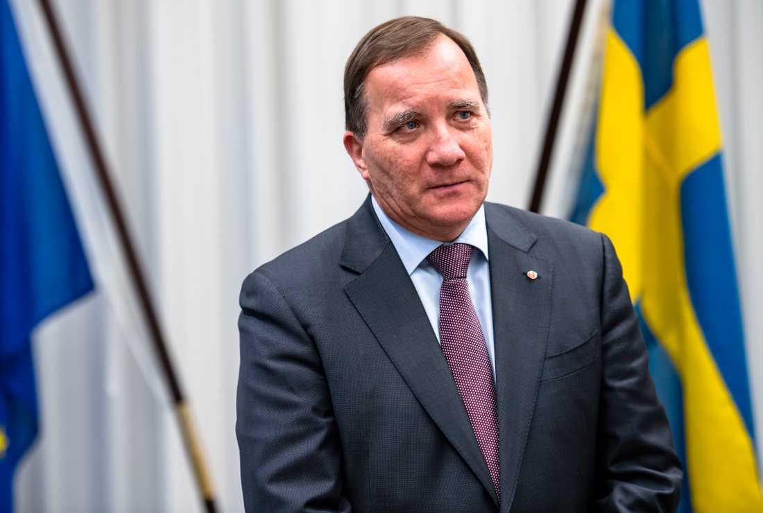 Stefan Löfven har bjudit Vladimir Putin och Donald Trump till Malmö.