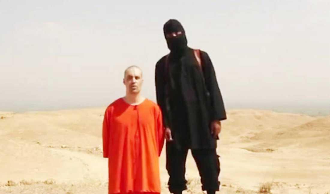 Journalisten James Foley avrättades av IS.