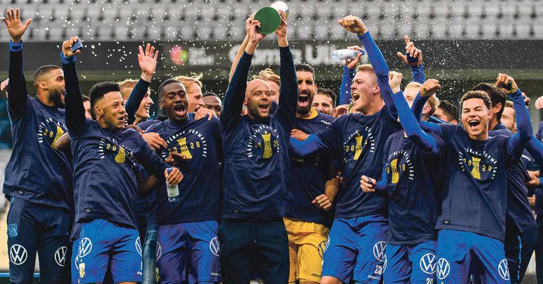 IFK Göteborg vann Svenska cupen i fotboll  2020. 20 februari startar gruppspelet för 2021 års upplaga.