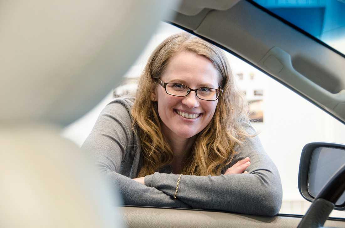 Camilla Grane forskare inom teknisk psykologi vid Luleå tekniska universitet.