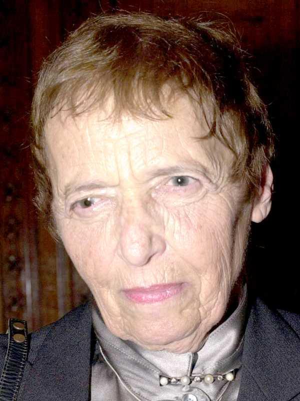 Gitta Sereny (1921 –2012) Foto: AP