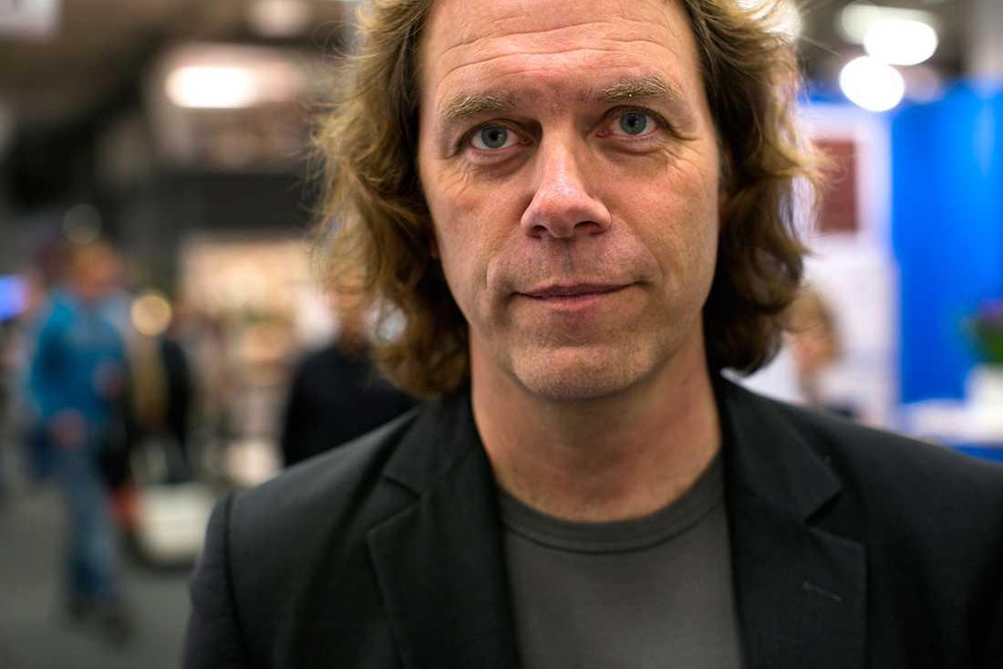 Meteorologen Pär Holmgren.
