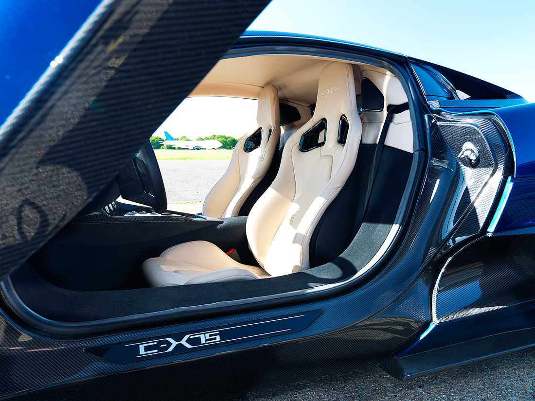 Här är den: den snyggaste sittbrunn Jaguar aldrig kommer att serietillverka. Fäll några tårar.