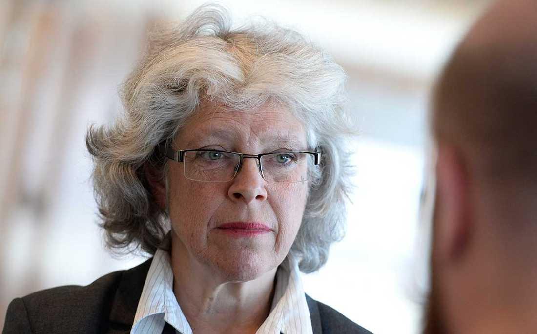 Agnetha Hilding Qvarnström, åklagarkammaren för säkerhetsmål.