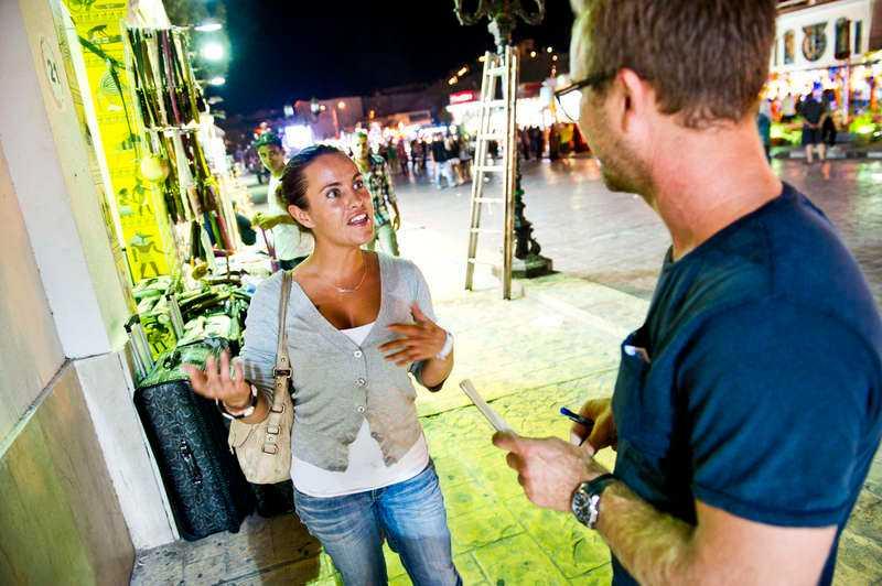 """""""kanske stannar ett år""""  """"Jag är 25, jag är impulsiv"""", säger Gabriella Gardell när Aftonbladets utsända träffade henne i Sharm el-Sheikh i natt. Hon berättar också att hon träffat en man under sin vecka i Egypten. """"Jag blev kär"""", säger hon."""