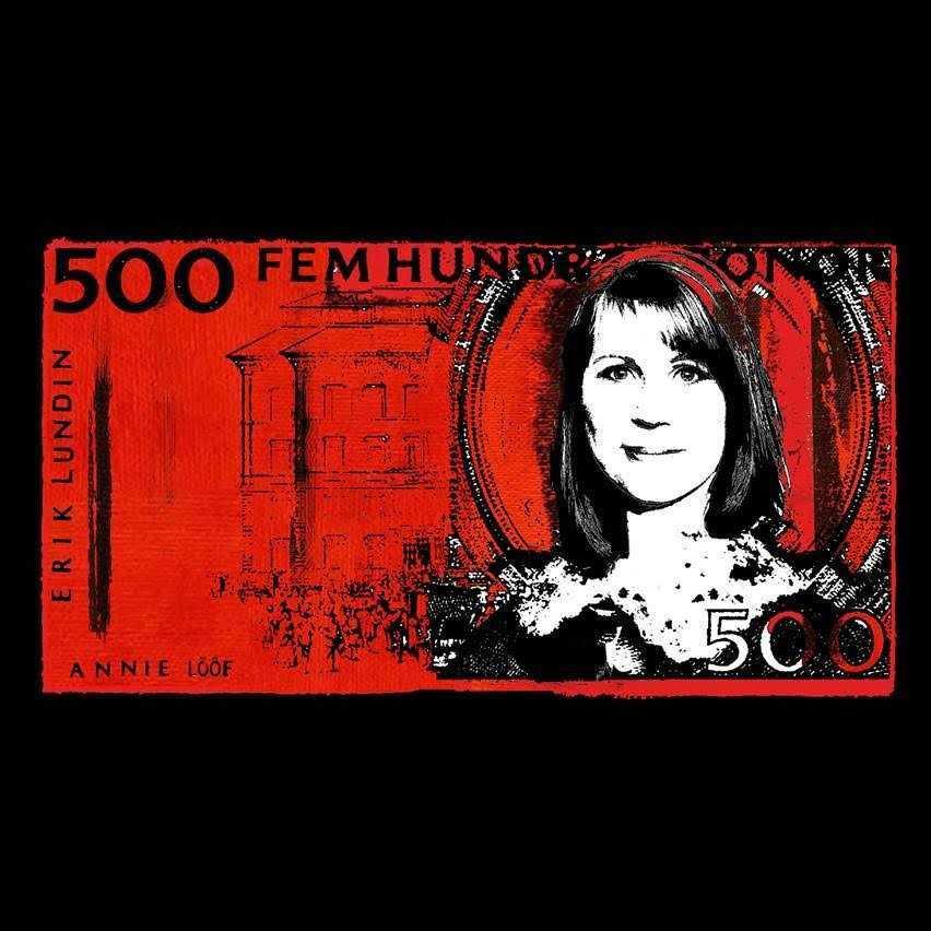 Omslaget till Annie Lööf.