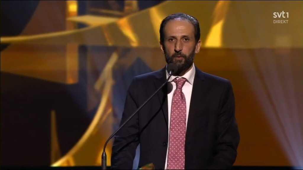 Ahmad Fadel vann bästa manliga biroll.